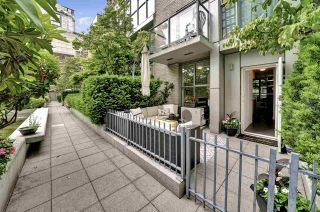 """Photo 24: 104 928 RICHARDS Street in Vancouver: Yaletown Townhouse for sale in """"The SAVOY"""" (Vancouver West)  : MLS®# R2459800"""