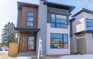 Main Photo: 615 19 Avenue NW in Calgary: Mount Pleasant Detached for sale : MLS®# A1073412