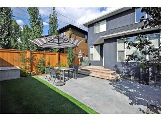 Photo 18: 3811 15A Street SW in CALGARY: Altadore River Park Residential Detached Single Family for sale (Calgary)  : MLS®# C3499778
