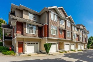 """Photo 1: 10 19455 65 Avenue in Surrey: Clayton Townhouse for sale in """"Two Blue"""" (Cloverdale)  : MLS®# R2390762"""