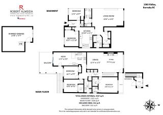 Photo 37: 1060 1062 RIDLEY Drive in Burnaby: Sperling-Duthie House for sale (Burnaby North)  : MLS®# R2575870