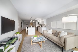 """Photo 5: 408 2508 FRASER Street in Vancouver: Mount Pleasant VE Condo for sale in """"MIDTOWN CENTRAL"""" (Vancouver East)  : MLS®# R2594774"""