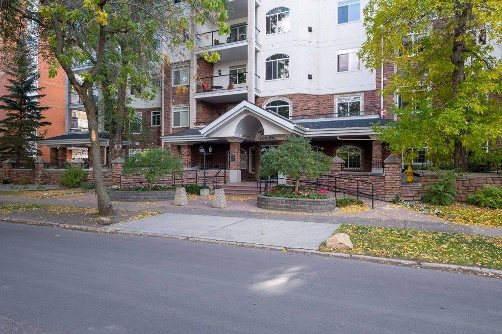 Main Photo: 404 10178 117 Street in Edmonton: Zone 12 Condo for sale : MLS®# E4263906