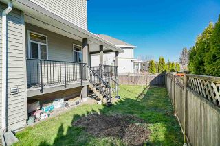"""Photo 34: 19686 71B Avenue in Langley: Willoughby Heights House for sale in """"Routley"""" : MLS®# R2446476"""