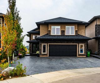 Photo 1: 6025 SCHONSEE Way in Edmonton: Zone 28 House for sale : MLS®# E4265892