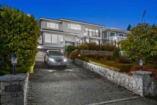 Main Photo: 2259 NELSON Avenue in West Vancouver: Dundarave House for sale : MLS®# R2561412