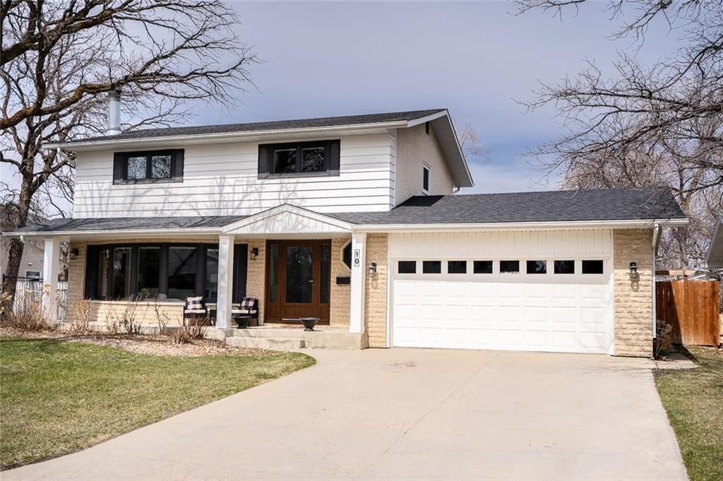 Main Photo: 10 Galsworthy Place in Winnipeg: Residential for sale (5G)  : MLS®# 202109719