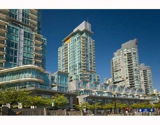 """Photo 6: # 807 590 NICOLA ST in Vancouver: Coal Harbour Condo for sale in """"CASCINA"""" (Vancouver West)  : MLS®# V745320"""