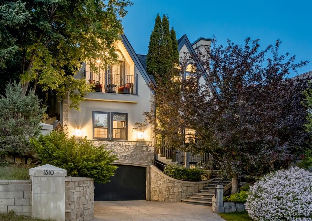Main Photo: 1310 15 Street NW in Calgary: Hounsfield Heights/Briar Hill Detached for sale : MLS®# A1120320