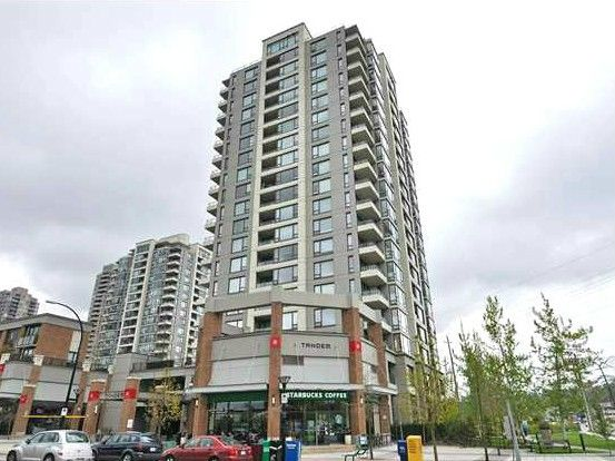 """Main Photo: 1104 4118 DAWSON Street in Burnaby: Brentwood Park Condo for sale in """"Tandem 1"""" (Burnaby North)  : MLS®# V1057568"""