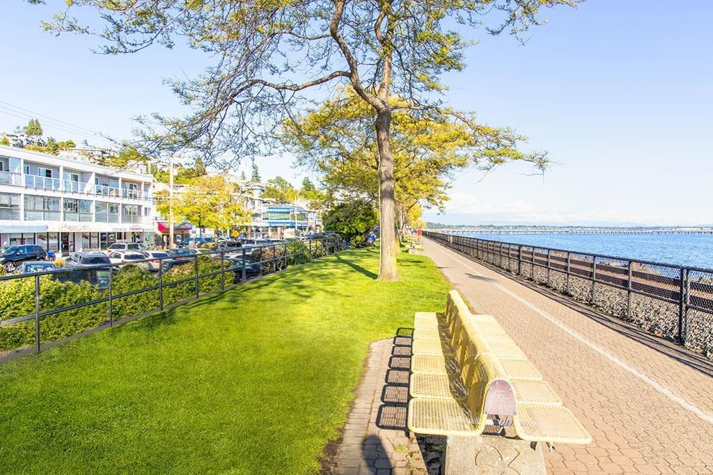 """Photo 21: Photos: 111 14881 MARINE Drive: White Rock Condo for sale in """"DRIFTWOOD ARMS"""" (South Surrey White Rock)  : MLS®# R2595780"""