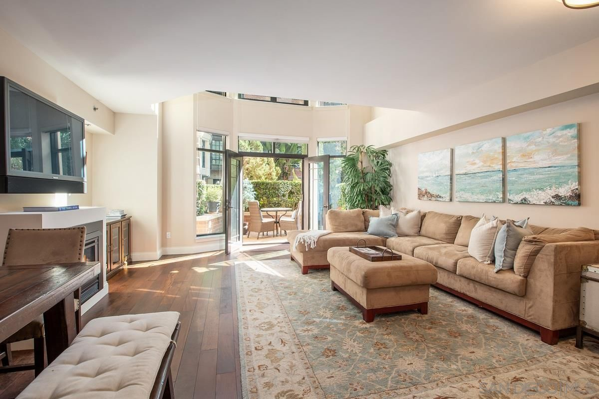 Main Photo: Condo for sale : 2 bedrooms : 500 W Harbor Dr #124 in San Diego