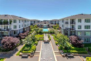 Photo 2: 431 9388 MCKIM Way in Richmond: West Cambie Condo for sale : MLS®# R2281282