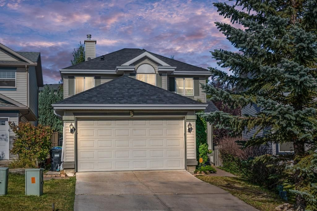 Main Photo: 75 SOMERGLEN Place SW in Calgary: Somerset Detached for sale : MLS®# A1036412