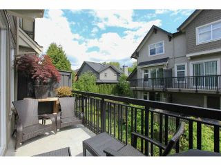 "Photo 10: 754 ORWELL Street in North Vancouver: Lynnmour Townhouse for sale in ""WEDGEWOOD"" : MLS®# V1120850"