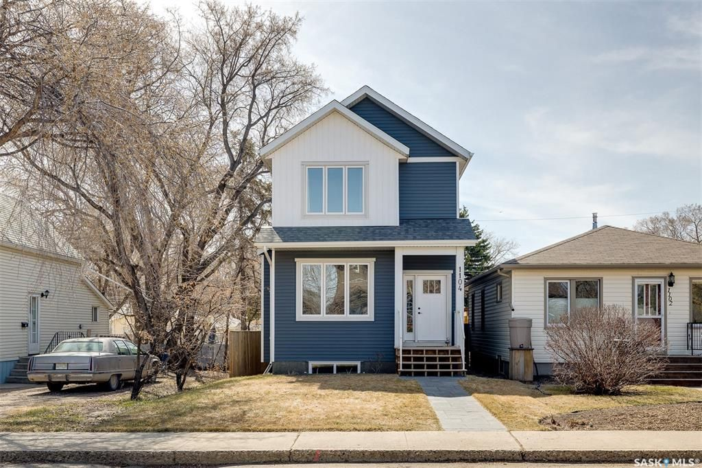 Main Photo: 1104 6th Street in Saskatoon: Haultain Residential for sale : MLS®# SK852040