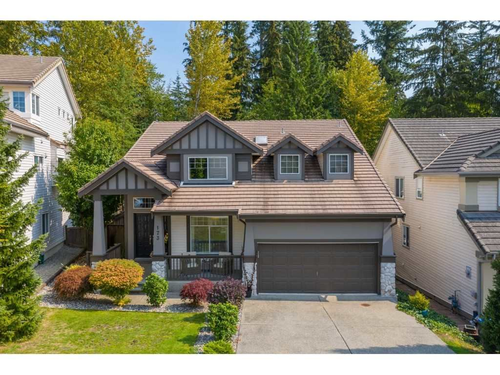 """Main Photo: 173 ASPENWOOD Drive in Port Moody: Heritage Woods PM House for sale in """"HERITAGE WOODS"""" : MLS®# R2494923"""