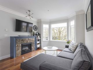 """Photo 6: 908 W 13TH Avenue in Vancouver: Fairview VW Townhouse for sale in """"Brownstone"""" (Vancouver West)  : MLS®# R2546994"""