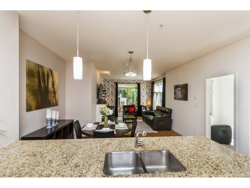 Main Photo: 101 101 MORRISSEY ROAD in Port Moody: Port Moody Centre Condo for sale : MLS®# R2113935