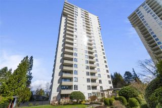 Main Photo: 605 4160 SARDIS Street in Burnaby: Central Park BS Condo for sale (Burnaby South)  : MLS®# R2556549