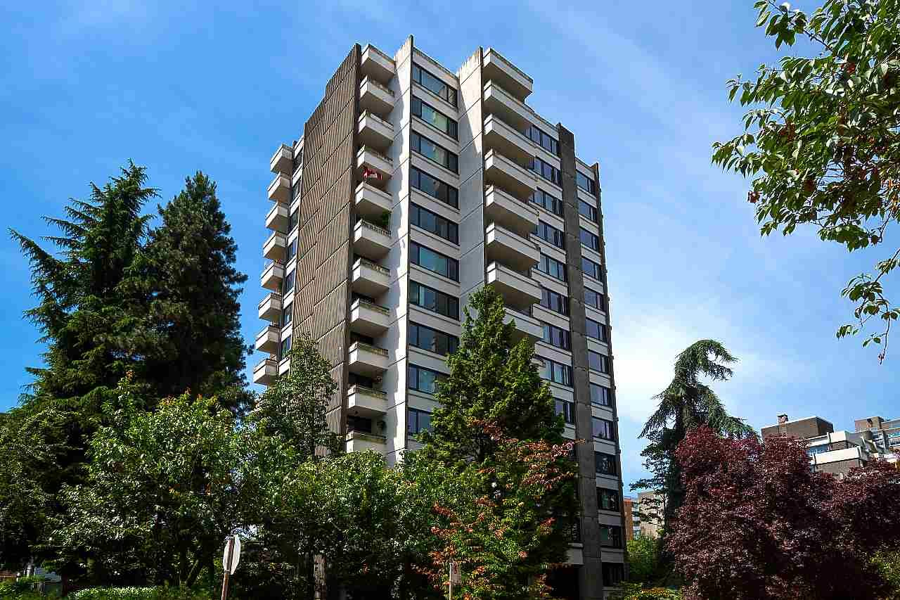 Main Photo: 802 1500 HARO STREET in : West End VW Condo for sale : MLS®# R2471038