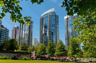 "Photo 1: 603 1233 W CORDOVA Street in Vancouver: Coal Harbour Condo for sale in ""Carina Coal Harbour"" (Vancouver West)  : MLS®# R2541551"