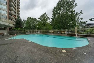 """Photo 20: 1604 738 FARROW Street in Coquitlam: Coquitlam West Condo for sale in """"THE VICTORIA"""" : MLS®# R2178459"""