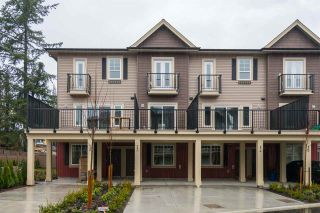 Photo 2: 13 2530 JANZEN Street in Abbotsford: Abbotsford West Townhouse for sale : MLS®# R2518794