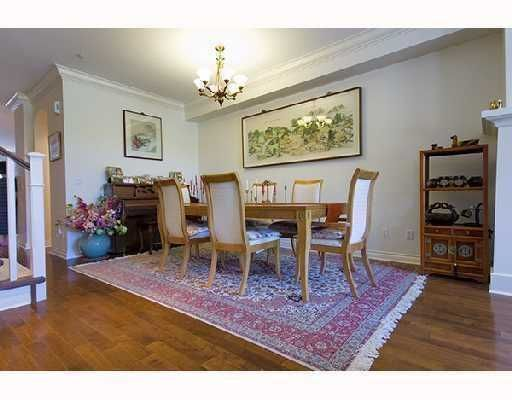 """Photo 3: Photos: 2562 WEST MALL BB in Vancouver: University VW Townhouse for sale in """"WESTCHESTER"""" (Vancouver West)  : MLS®# V734750"""