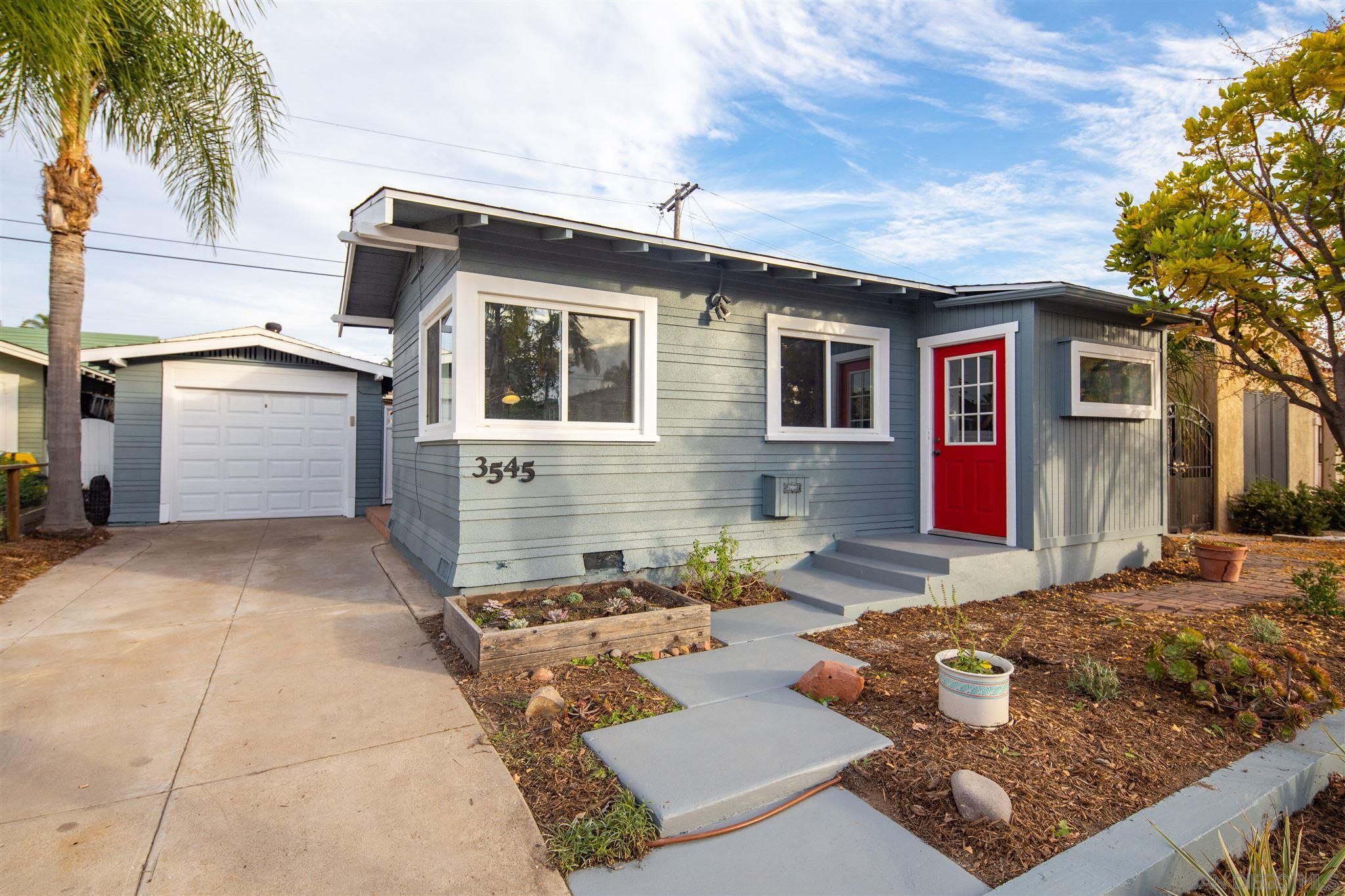 Main Photo: NORTH PARK House for sale : 2 bedrooms : 3545 Arizona St in San Diego