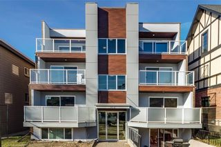 Photo 1: 4 912 3 Avenue NW in Calgary: Sunnyside Apartment for sale : MLS®# C4286304