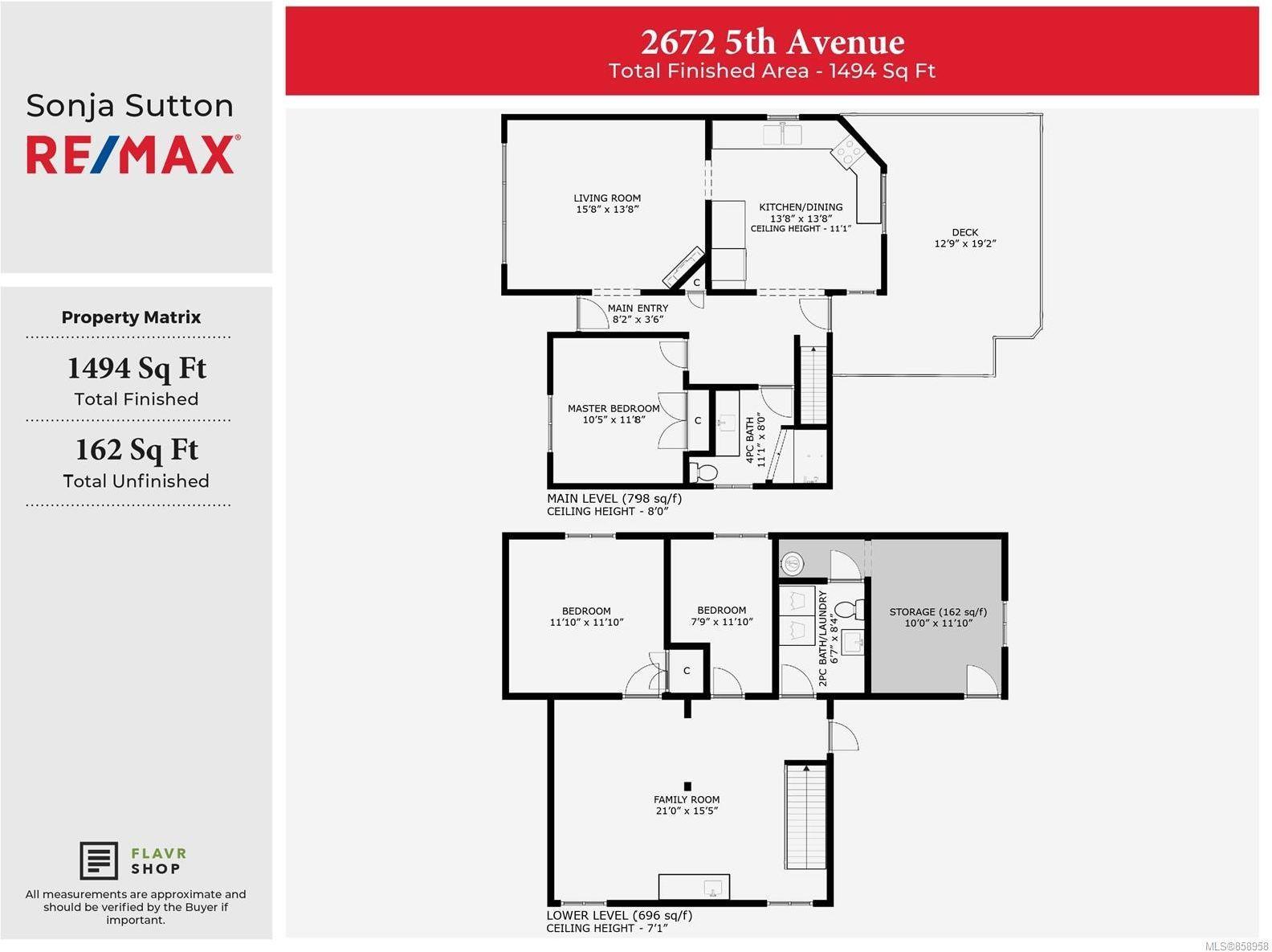 Photo 28: Photos: 2672 5th Ave in : PA Port Alberni House for sale (Port Alberni)  : MLS®# 858958