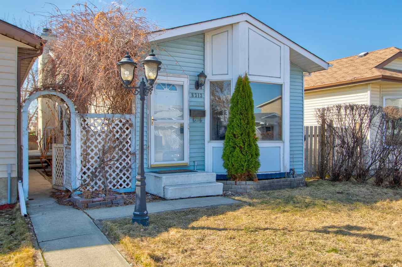 Main Photo: 8313 158 Avenue in Edmonton: Zone 28 House for sale : MLS®# E4240558