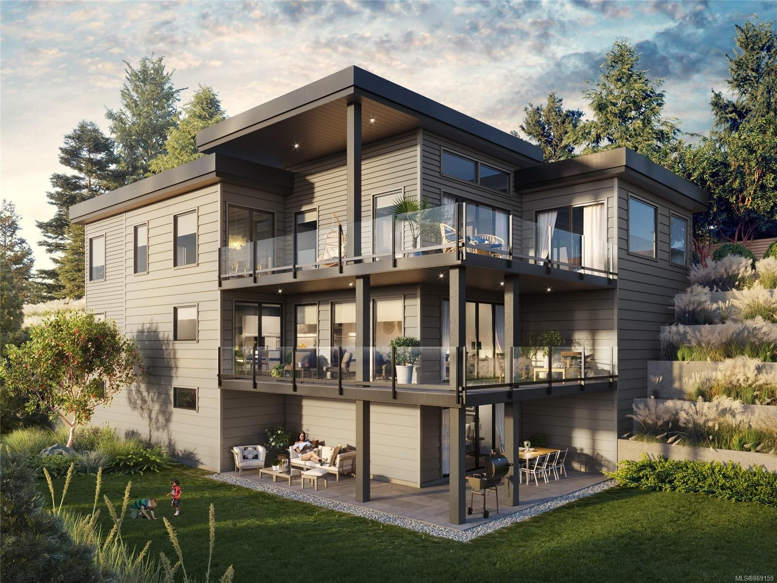 Main Photo: 3470 Vantage Pt in : Co Triangle House for sale (Colwood)  : MLS®# 869159