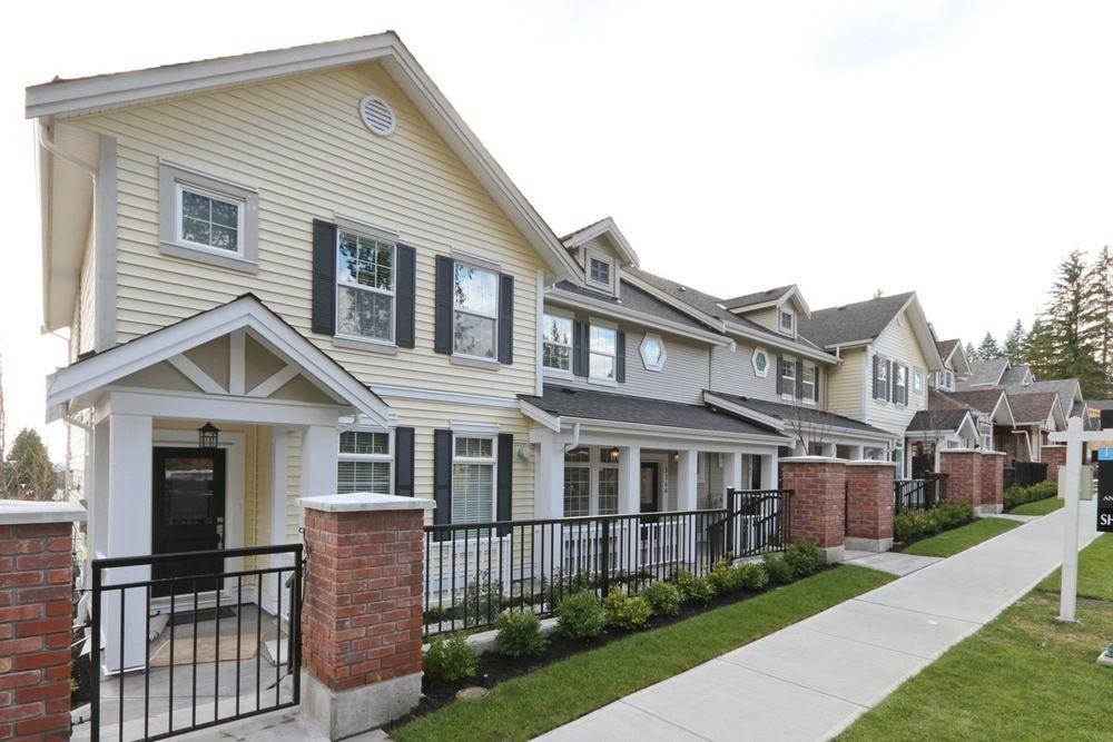 Main Photo: 3360 Carmelo Avenue in The Brae Development: Home for sale : MLS®# V846189