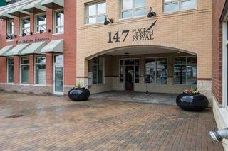 Main Photo: 707 147 Provencher Boulevard in Winnipeg: St Boniface Condominium for sale (2A)  : MLS®# 202119936