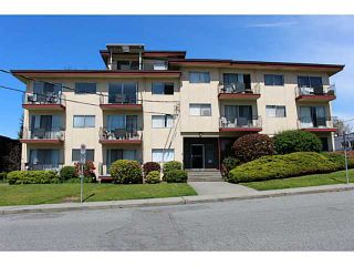 Photo 1: 206 611 BLACKFORD STREET in New Westminster: Uptown NW Condo for sale ()  : MLS®# V1121521