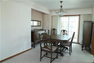Photo 5: 829 Montrose Street in Winnipeg: River Heights South Residential for sale (1D)  : MLS®# 1808199