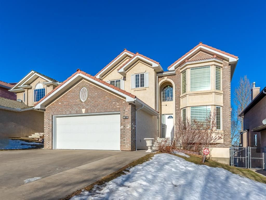 Main Photo: 22 HAMPSTEAD Road NW in Calgary: Hamptons Detached for sale : MLS®# A1095213