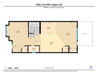 Photo 33: 2522 2 Avenue NW in Calgary: West Hillhurst Semi Detached for sale : MLS®# A1147806
