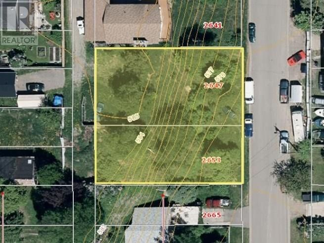 Main Photo: 2653 JASPER STREET in Prince George: Vacant Land for sale : MLS®# R2564606
