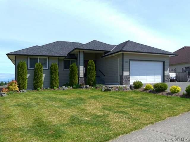Main Photo: 2165 Varsity Dr in CAMPBELL RIVER: CR Willow Point House for sale (Campbell River)  : MLS®# 671435