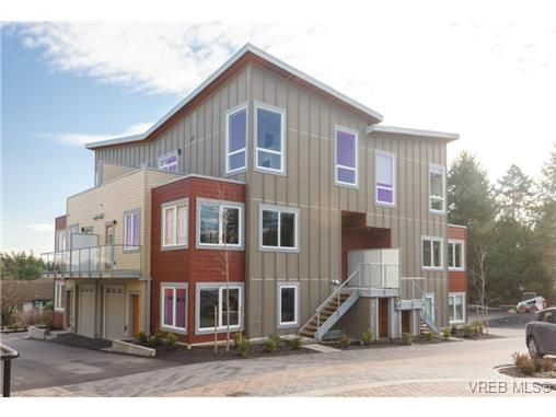 Main Photo: 19 235 Island Hwy in VICTORIA: VR View Royal Row/Townhouse for sale (View Royal)  : MLS®# 717414