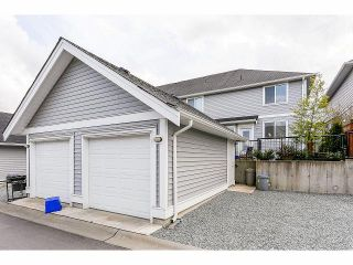 "Photo 20: 21071 79A Avenue in Langley: Willoughby Heights House for sale in ""YORKSON SOUTH"" : MLS®# F1409492"