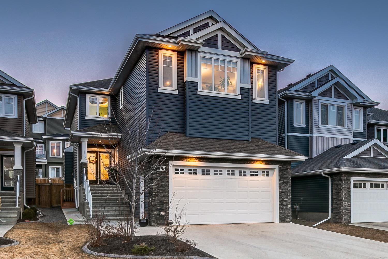 Main Photo: 3370 CHICKADEE Drive in Edmonton: Zone 59 House for sale : MLS®# E4261387