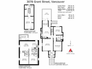 Photo 17: 3078 GRANT ST in Vancouver: Renfrew VE House for sale (Vancouver East)  : MLS®# V1019044