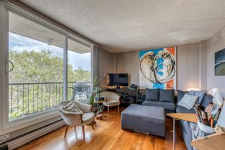 Photo 2: 302 934 2 Avenue NW in Calgary: Sunnyside Apartment for sale : MLS®# A1113791