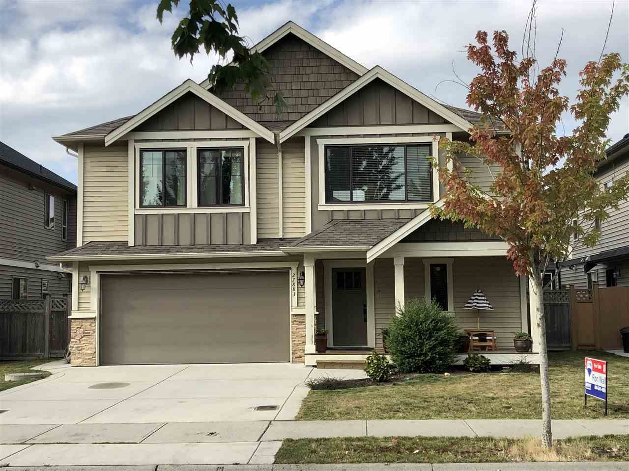 Main Photo: 27883 STAGECOACH Avenue in Abbotsford: Aberdeen House for sale : MLS®# R2400526