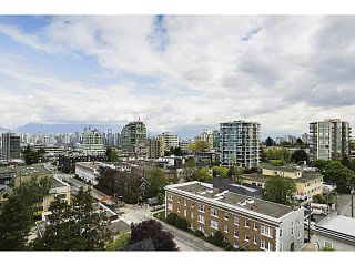 "Photo 18: 902 1405 W 12TH Avenue in Vancouver: Fairview VW Condo for sale in ""THE WARRENTON"" (Vancouver West)  : MLS®# V1120678"