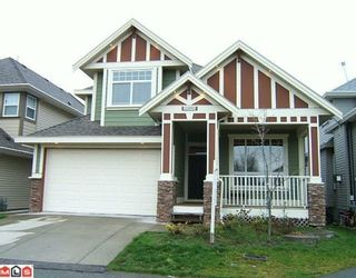 """Photo 1: 20995 84TH Avenue in Langley: Willoughby Heights House for sale in """"Uplands at yorkson"""" : MLS®# F1003093"""